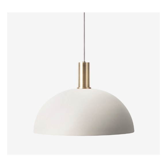LAELAMP - DOME - HELEHALL / MESSING